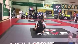 Saeed Dunkaev Art of jiu jitsu Armbar five grappling