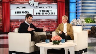 Bill Hader Impersonates Harry Styles at the Gym
