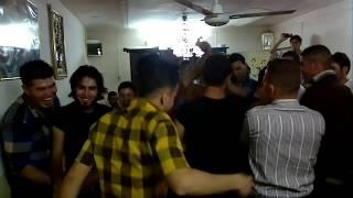 رباح البغزاوي حفلة ردح شباب في حي الحجاج في كركوك