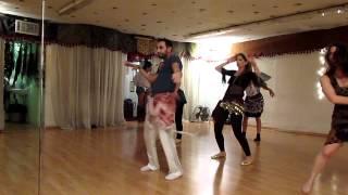 فيديو رقص شرقي -  عاصي Haskal هاسكل - صور: مساعدو أيوني