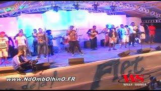 Fally Ipupa : 45min de show / new rumba + seben live a kinshasa 2014