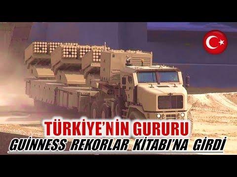Türkler Dünyanın En Güçlüsünü Yaptı
