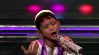 Ceria Popstar: Wafiy - Nujum Pak Belalang & Ya Habibi Ali Baba