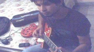 Pakitani National Anthem By Waqar Malik (Xcell-Guitar Cover)