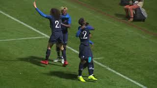 Les buts des Bleuets lors de France / Croatie