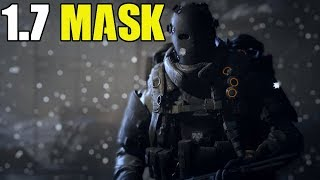 THE DIVISION - HOW TO GET 1.7 FACE MASK! 2 POSSIBLE WAYS TO UNLOCK 1.7 FACE MASKS