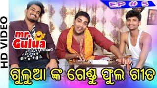 Gulua nka Gendu Phula Gita || EP # 5 || Mr.Gulua || Odia HD Videos