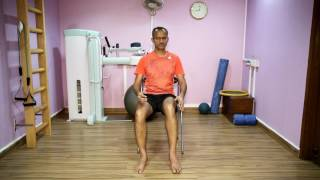 Knee to Chest Sitting