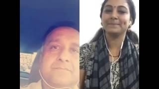 CAR A OKE with Ramya Duraiswamy