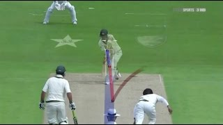 The Best of Mohammad Amir - Test Cricket