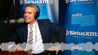 """Andy dishes on being Britney Spears """"Victim"""" at Radio City"""