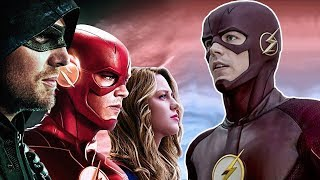 Justice League to be formed in Crossover!? - The Flash Season 4 Q and A