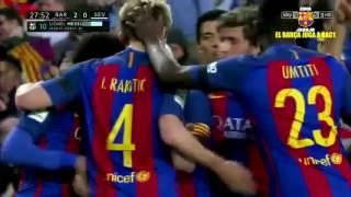 FC Barcelona vs Sevilla [3-0][La Liga - Jornada 30][05/04/2017] EL BARÇA JUGA A RAC1