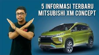 5 Informasi Terbaru Seputar Mitsubishi XM Concept