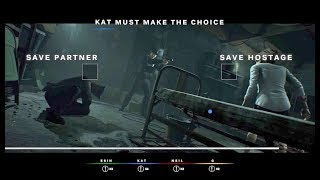 Hidden Agenda - Play Until Dawn With Friends! - Hands-On Impressions
