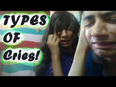 Types Of Cries (Ft. Indian Village Women Farting)   Yugvijay   funny videos   Indian YouTubers funny