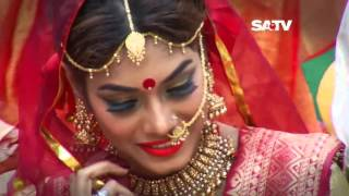Lilabali Lilabali | বিয়ের নাচ | পহেলা বৈশাখ | SATV Dance Program