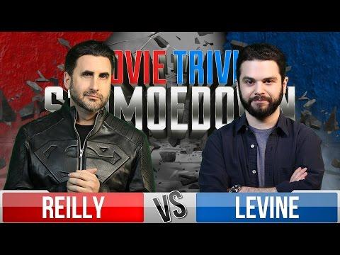 Movie Trivia Schmoedown - Mark Reilly Vs. Samm Levine