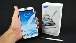 Samsung Galaxy Note II: Unboxing & Review
