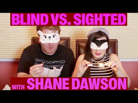Xxx Mp4 BLIND Vs SIGHTED Who Has The Better Senses W Shane Dawson 3gp Sex
