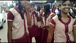 Tamil school girl's Dance in public... for more videos SUBSCRIBE