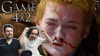 Game of Thrones Season 4 Episode 2 REACTION