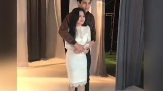 prilly amp; maxime take video clip ost bmbp quot;katakan cintaquot;  romantis benerr