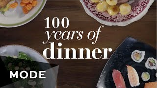 100 Years of Family Dinners ★ Glam.com