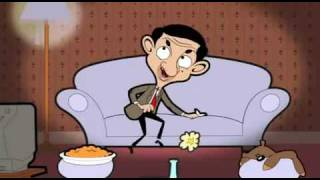 Mr. Bean Animated Series The Sofa Part1