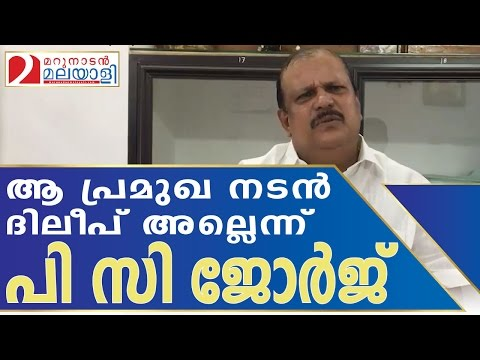Xxx Mp4 Pc George Interview About Actress Kidnapped In Kerala I Marunadan Malayali 3gp Sex