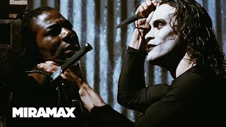 The Crow | 'Tell Me A Story' (HD) | Brandon Lee | 1994