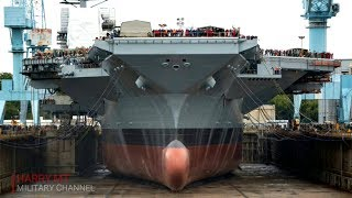 Exclusive: An Inside Look at USS Gerald R. Ford (America