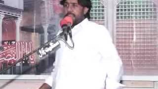 Zakir Taqi Abbas Qayamat (Shahdat Joree Ameer Muslim a.s) Gulan Khail Mianwali