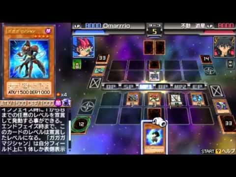 Yu Gi Oh 5Ds Tag Force 6 Tsukumo Yuma Vs Yusei