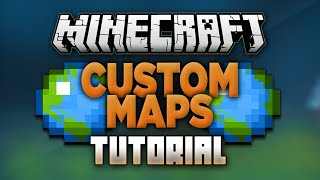 How to Download & Install Custom Maps in Minecraft 1.11.2 (Simple)