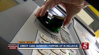Skimmers Steal Information From Dozens In Bellevue