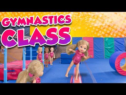 Xxx Mp4 Barbie The Twins First Gymnastics Class Ep 136 3gp Sex