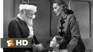 Miracle on 34th Street (2/5) Movie CLIP - Santa Won't Lie to Susan (1947) HD