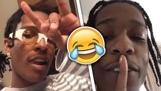 A$AP Rocky Funniest Moments (Funny Compilation) *99% WILL LAUGH*