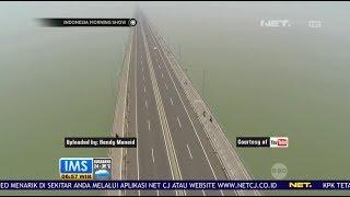 10 Juni 2009 SBY Membuka Jembatan Terpanjang di Indonesia, Jembatan Suramadu
