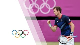 The Olympic Tennis Review -- London 2012 Olympics
