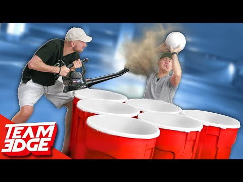 SUPER Sized Punishment Cup Pong