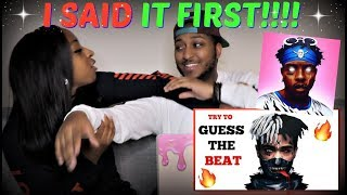 GUESS THAT BEAT CHALLENGE PART 1!!!!