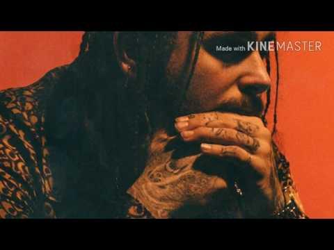 Post Malone - I Fall Apart Instrumental