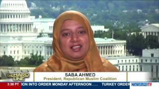 The Hard Line | Saba Ahmed discusses Muslim support for the Trump-Pence ticket