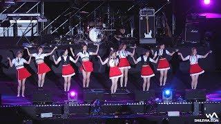 170526 TWICE (트와이스) 'KNOCK KNOCK' 4K 직캠 @고려대 입실렌티 4K Fancam by -wA-