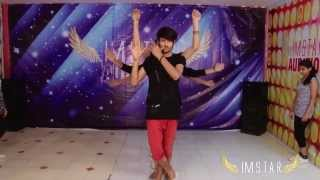 ABCD2  'Bezubaan' Song IMSTAR AUDITIONS MEHSANA UDA - 3 Group 333