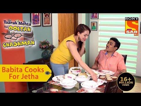 Xxx Mp4 Your Favorite Character Babita Cooks For Jethalal Taarak Mehta Ka Ooltah Chashmah 3gp Sex