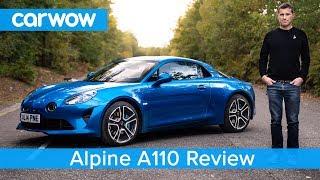 Alpine A110 2019 in-depth review - better than a Porsche  Cayman or Audi TT RS?