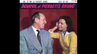 BOURVIL et Pierrette BRUNO - Aux quatre saisons (1960)